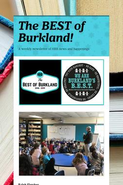 The BEST of Burkland!
