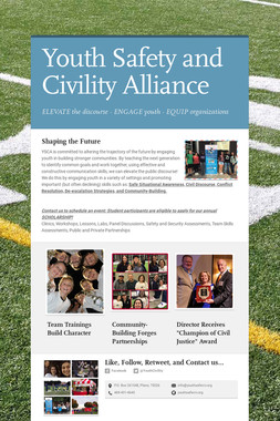 Youth Safety and Civility Alliance