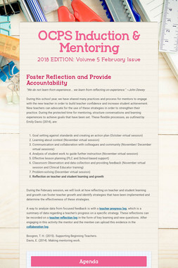 OCPS Induction & Mentoring