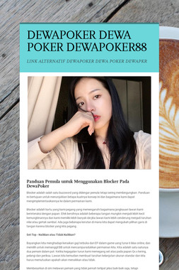 DEWAPOKER DEWA POKER DEWAPOKER88