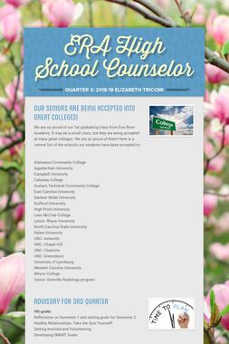 ERA High School Counselor
