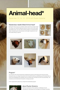 Animal-head*