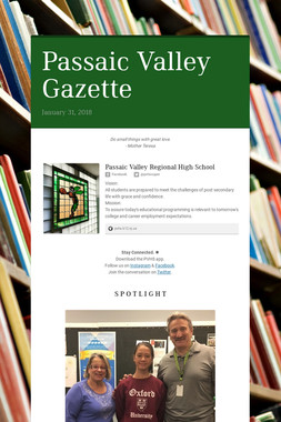 Passaic Valley Gazette