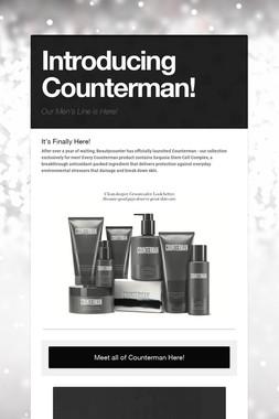 Introducing Counterman!