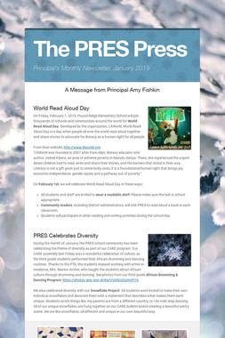 The PRES Press