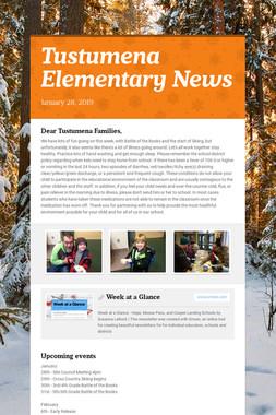 Tustumena Elementary News