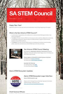 SA STEM Council
