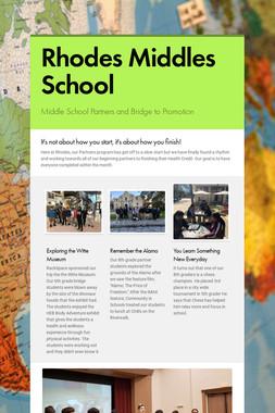 Rhodes Middles School