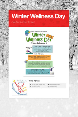 Winter Wellness Day