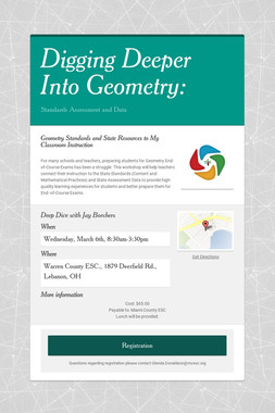 Digging Deeper Into Geometry:
