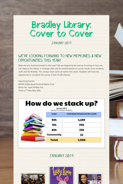 Bradley Library: Cover to Cover