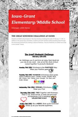 Iowa-Grant Elementary/Middle School