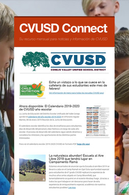 CVUSD Connect