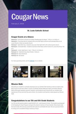 Cougar News