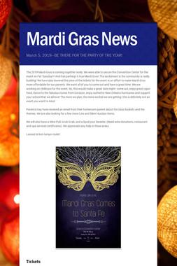 Mardi Gras News