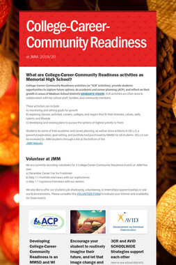 College-Career-Community Readiness