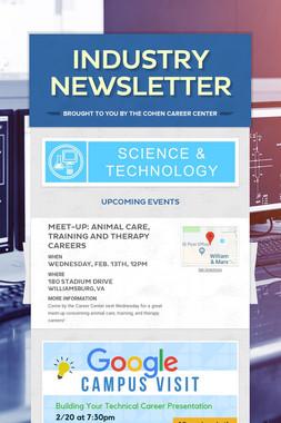 Industry Newsletter