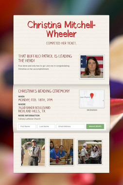 Christina Mitchell-Wheeler