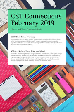 CST Connections  February 2019