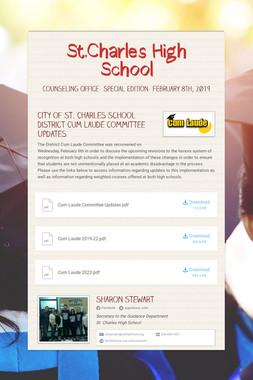 St.Charles High School
