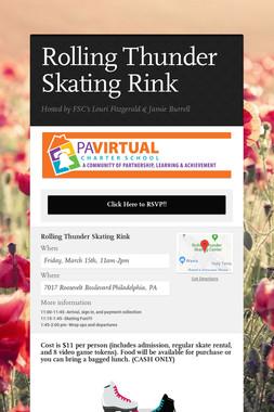 Rolling Thunder Skating Rink