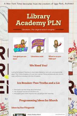 Library Academy PLN