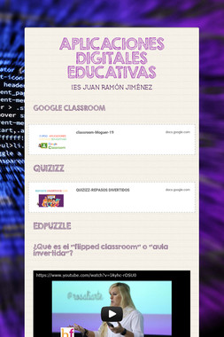 APLICACIONES DIGITALES EDUCATIVAS
