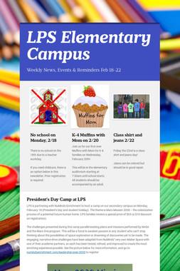 LPS Elementary Campus