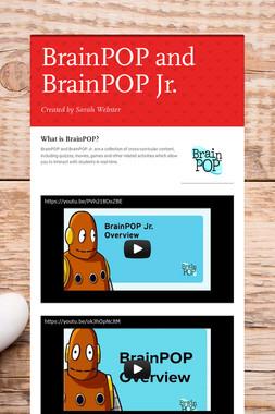 BrainPOP and BrainPOP Jr.