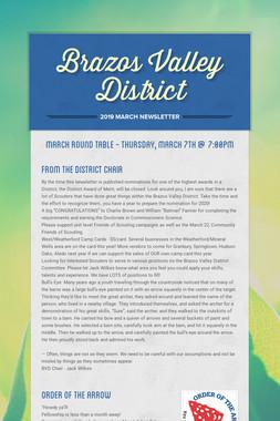 Brazos Valley District