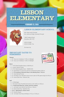 Lisbon Elementary
