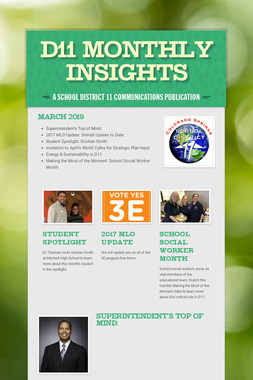 D11 Monthly Insights