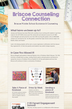 Briscoe Counseling Connection