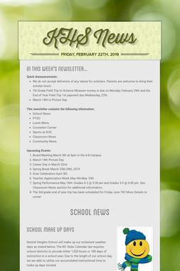 KHS News