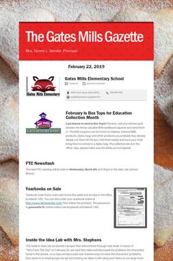 The Gates Mills Gazette