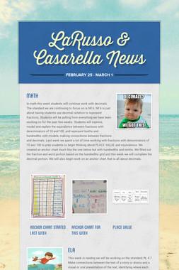 LaRusso & Casarella News