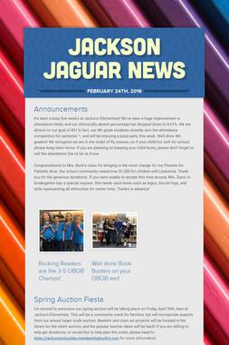 Jackson Jaguar News