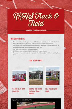 RRHS Track & Field