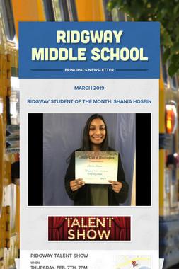 Ridgway Middle School