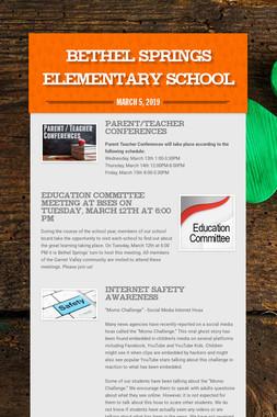 Bethel Springs Elementary School