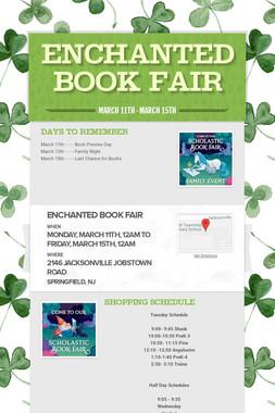 Enchanted Book Fair