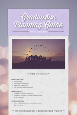 Graduation Planning Guide