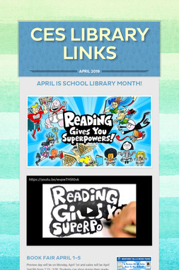 CES Library Links