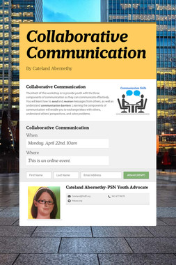 Collaborative Communication