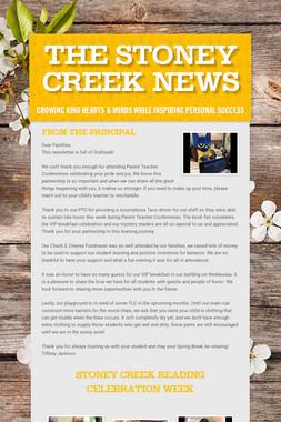 The Stoney Creek News