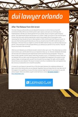 dui lawyer orlando