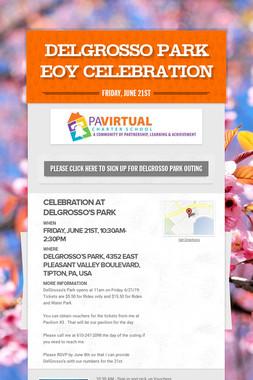 DelGrosso Park EOY Celebration