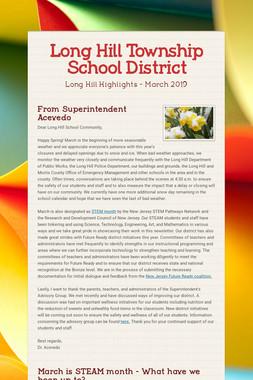 Long Hill Township School District