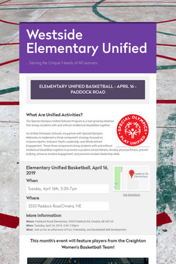 Westside Elementary Unified