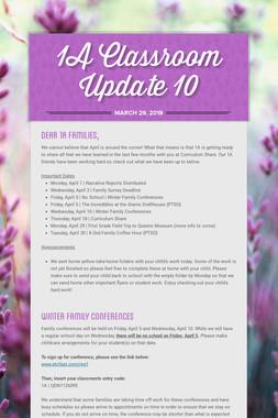 1A Classroom Update 10